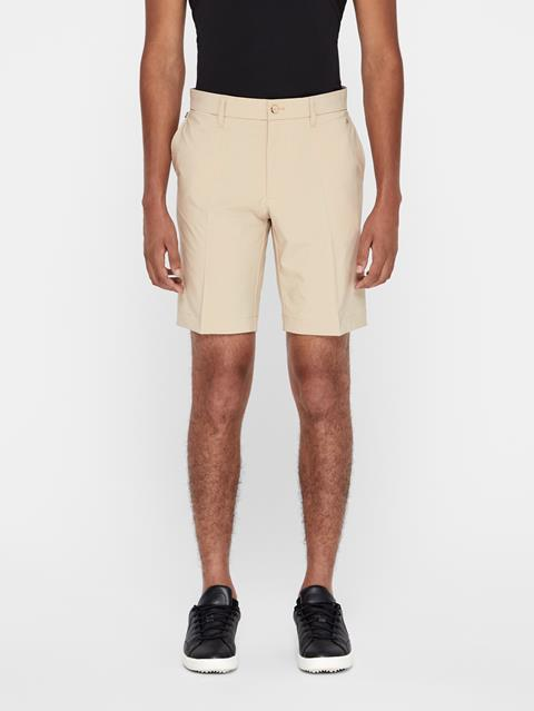 Mens Eloy Micro Stretch Shorts Safari Beige