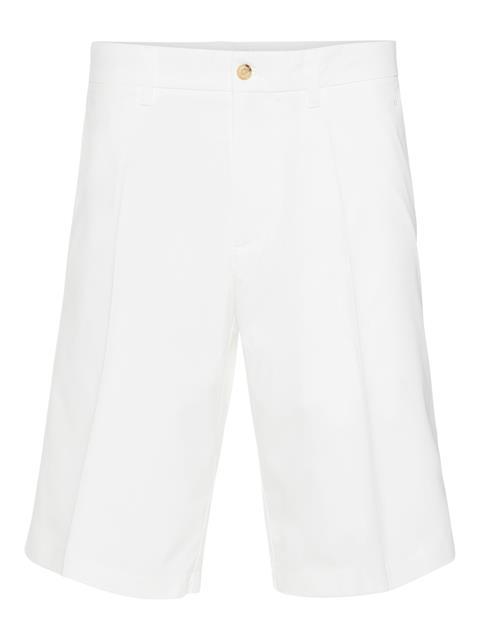 Mens Somle Light Poly Shorts White