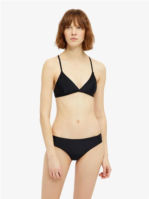 Womens Palm Bikini Set Black