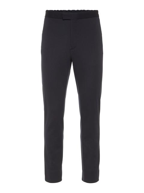 Mens Sasha Double Jersey Pants JL Navy