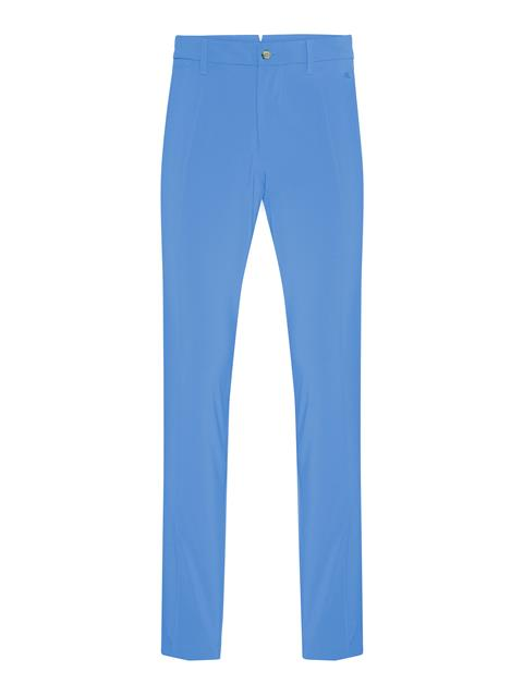 Mens Ellott Slim Micro Stretch Pants Silent Blue