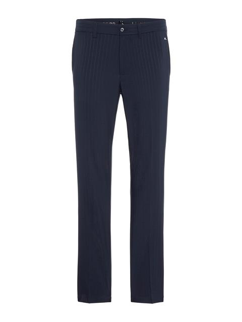 Mens Elof Reg Pin Stripe Pants JL Navy