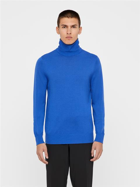 Mens Ed Coolmax Cashmere Sweater Daz Blue