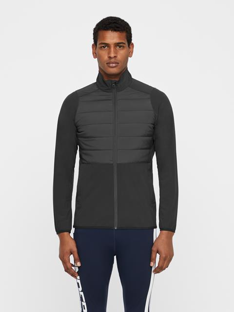 Mens Season Hybrid Jacket Black