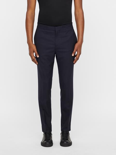 Mens Sasha Quadrat Drawstring Pants JL Navy