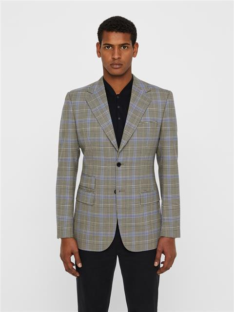 Mens Jake Theme Blazer Pop Blue