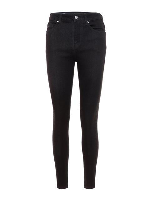 Womens Uma Stay Blk Jeans Black