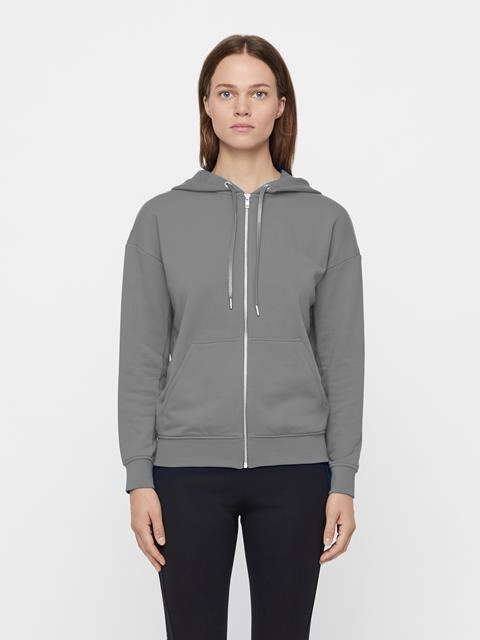 Womens Teodora Sweatshirt Lt Grey Mel