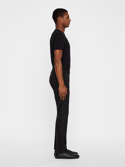Mens Grant Flannel Pants Dk Grey