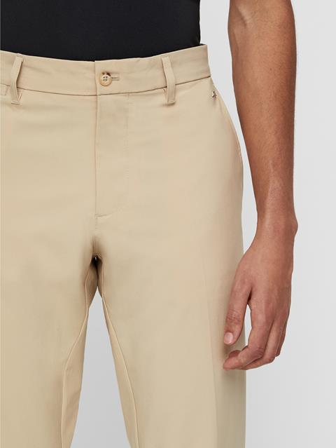 Mens Ellott Micro Stretch Pants Safari Beige