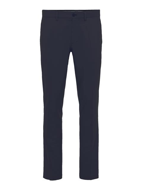 Mens Elof Slim Light Poly Pant JL Navy