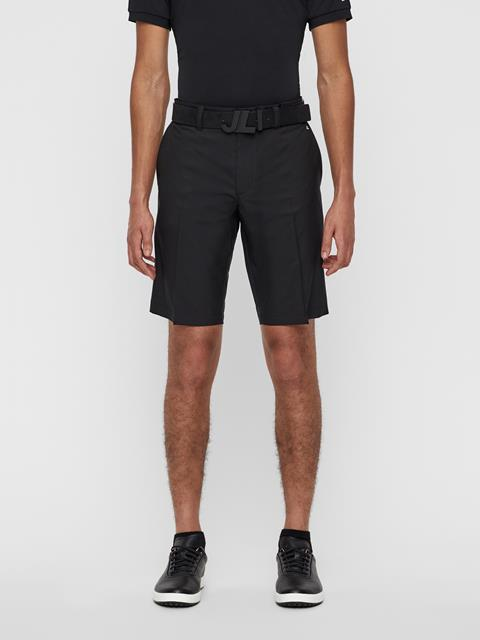 Mens Somle Tapered Light Poly Shorts Black