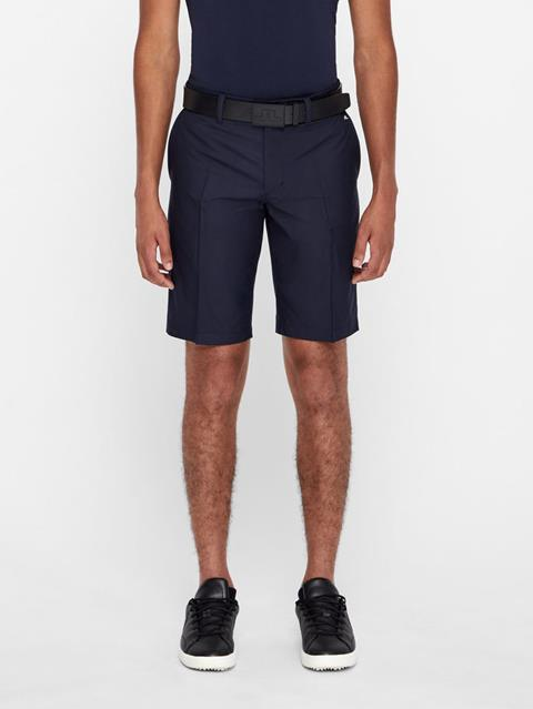 Mens Somle Tapered Light Poly Shorts JL Navy