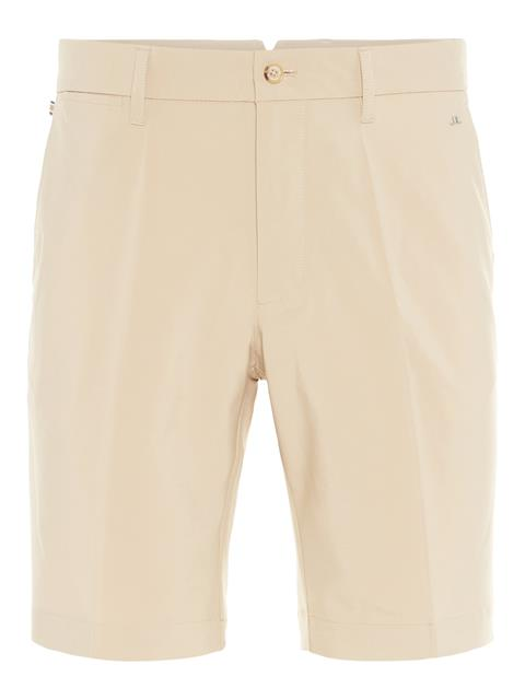 Mens Somle Tapered Light Poly Shorts Safari Beige