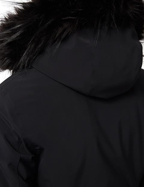 Faux Furtrim Black