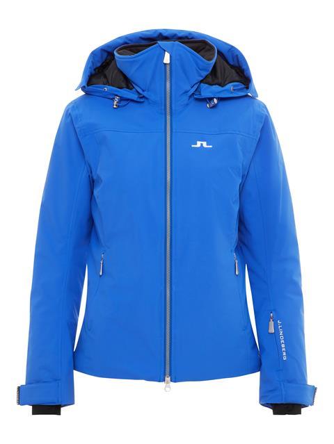 Womens Truuli 2-Ply Jacket Daz Blue