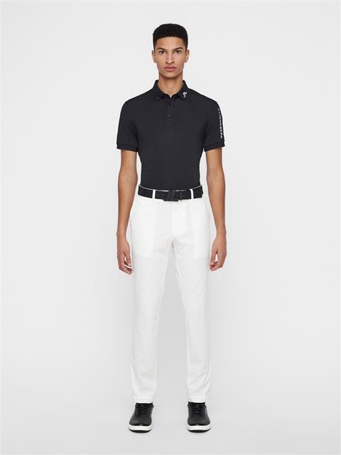 Mens Vent Tight Fit Pants White