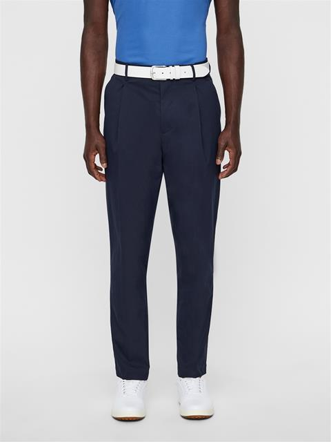 Mens Mikey Light Twill Pants JL Navy