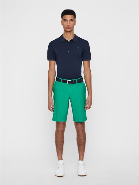 Mens Somle Tapered Shorts Golf Green