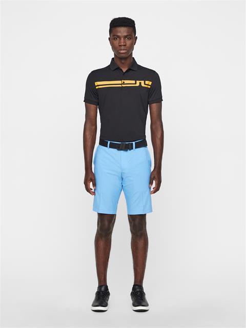 Mens Somle Tapered Shorts Ocean Blue