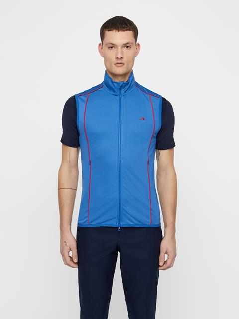 Mens Floyd Mid Vest Work Blue