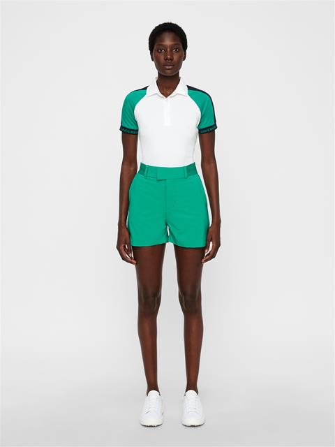 Womens Gilda Shorts Golf Green