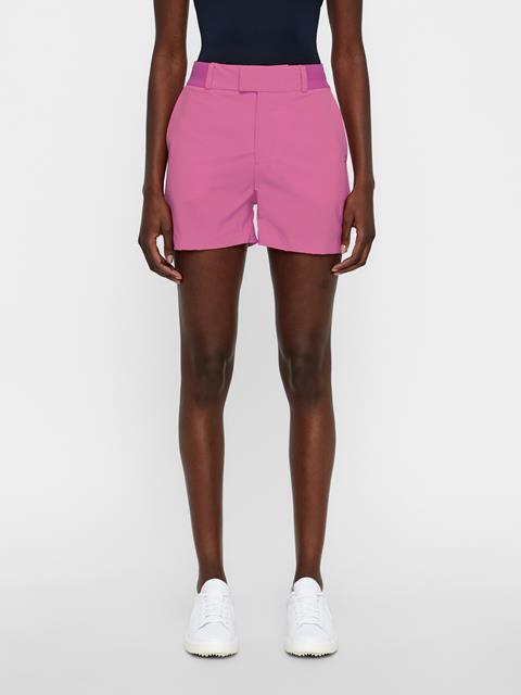 Womens Gilda Shorts Pop Pink