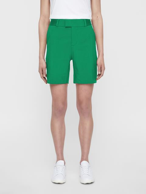 Womens Gilda Long Shorts Golf Green