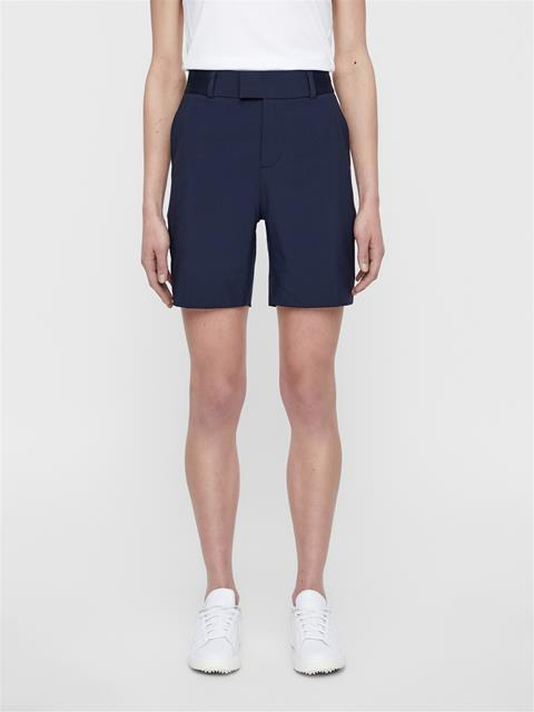 Womens Gilda Long Shorts JL Navy