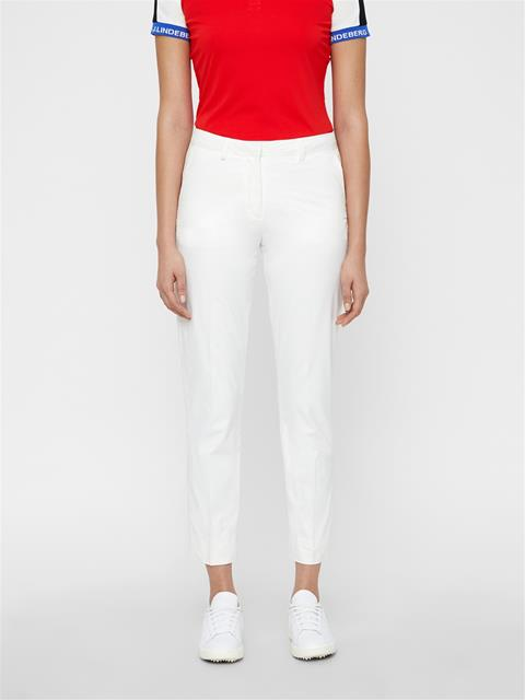 Womens Kaia Pants White