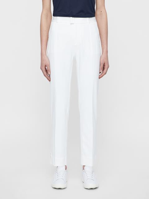 Womens Gio Pants White