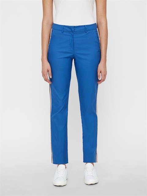 Womens Kattis Schoeller 3xDry Pants Work Blue