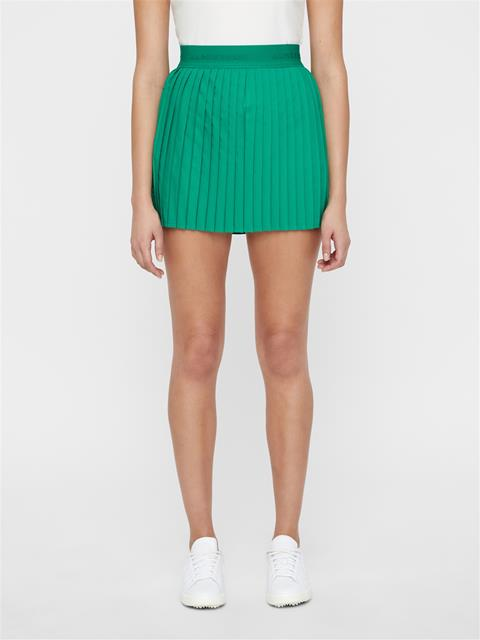 Womens Chloe Skirt Golf Green
