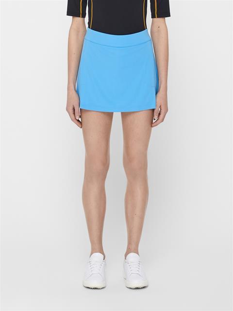 Womens Amelie TX Jersey Skirt Ocean Blue