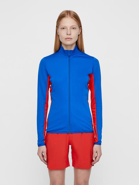 Womens Imaan TX Midlayer Pop Blue