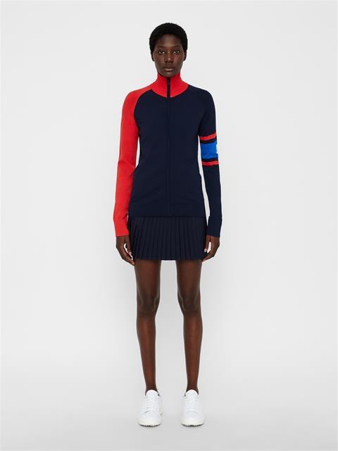 Womens Raven Sweater JL Navy