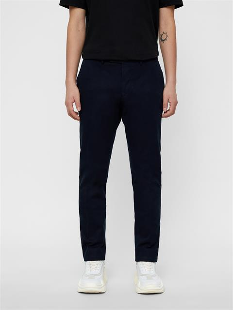 Mens Grant Canvas Pants JL Navy