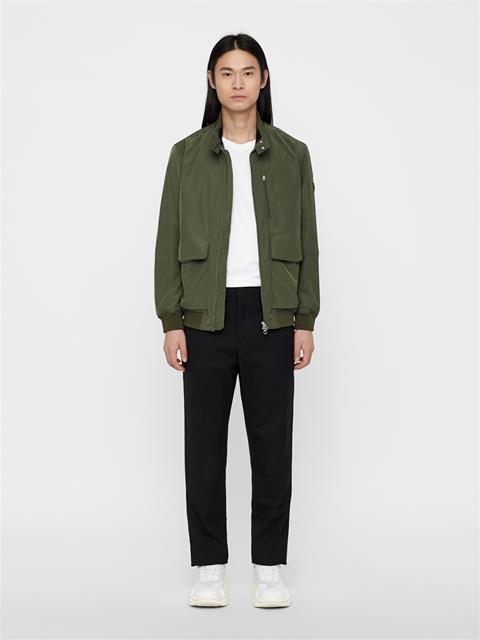 Mens Traver Memo Jacket Ivy Green