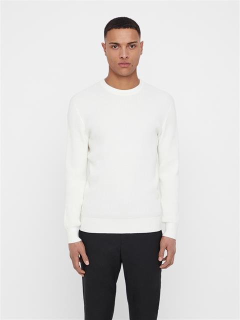 Mens Romulus Sweater Cloud Dancer