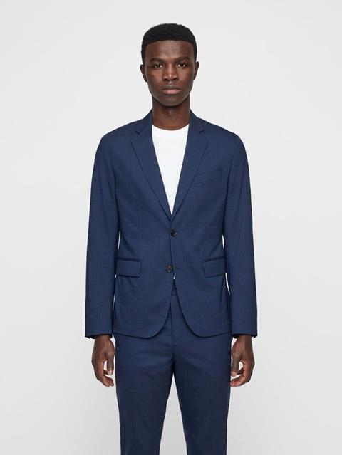 Mens Hopper Packable Blazer MID BLUE