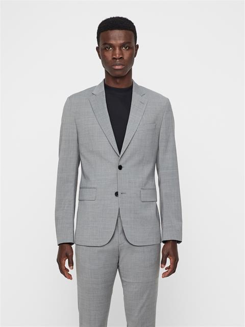 Mens Hopper Soft Grad Blazer GREY MELANGE