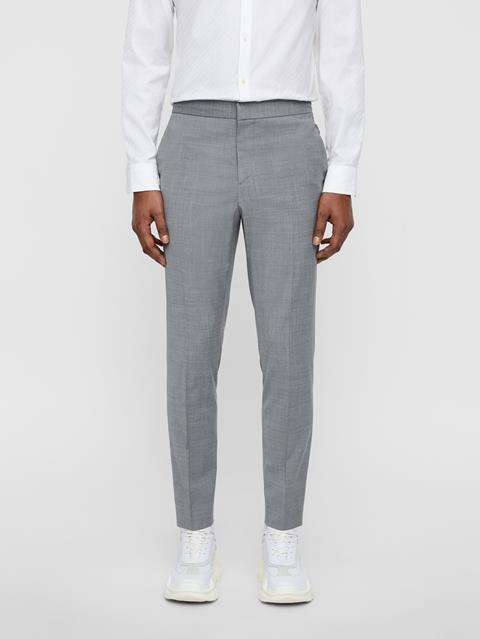 Mens Sasha Grad Pants GREY MELANGE
