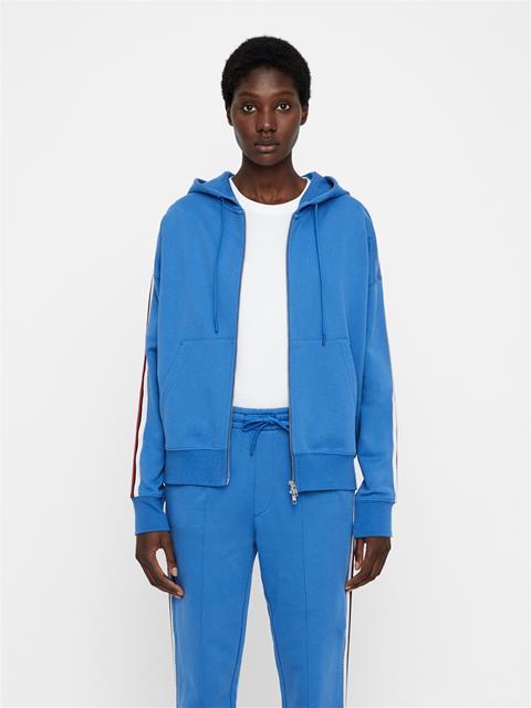 Womens Teodora Hoodie Work Blue