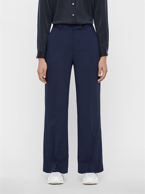 Womens Kori Summer Wool Pants JL Navy