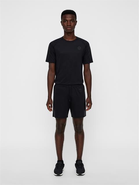 Mens Dexter Mesh Shorts Black