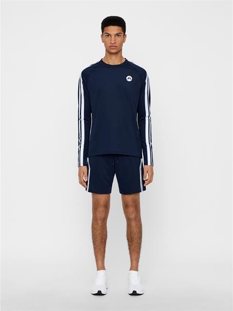 Mens Dexter Mesh Shorts JL Navy