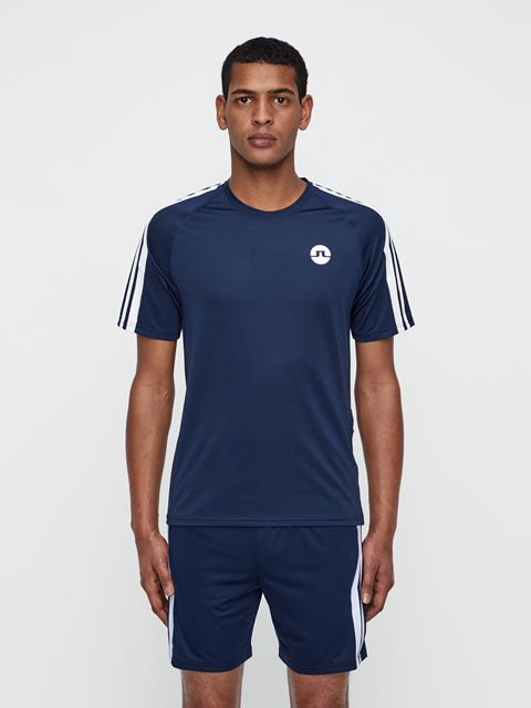 Mens Riley Mesh Top JL Navy