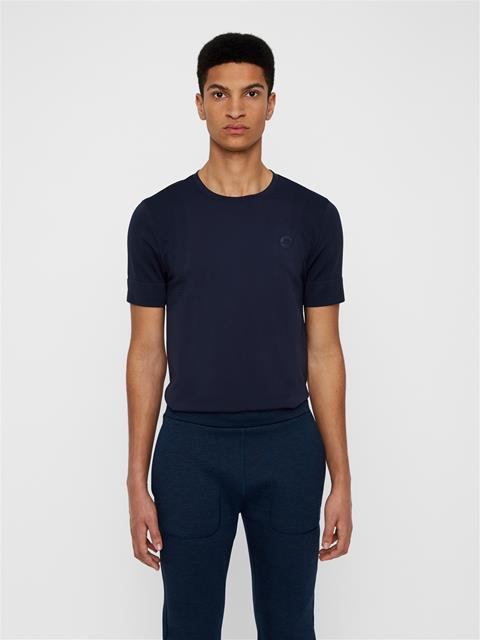 Mens Jay Seamless T-shirt JL Navy