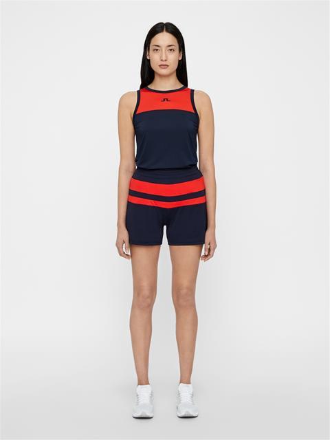 Womens Ulla TX Jersey Shorts JL Navy