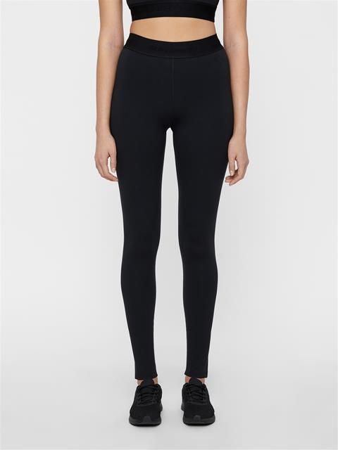 Womens Marisa Compression Leggings Black